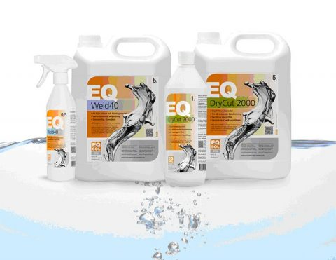 EQ Dry Cut 2000 Minimalsmörjning